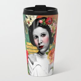 Blooming Leia Travel Mug