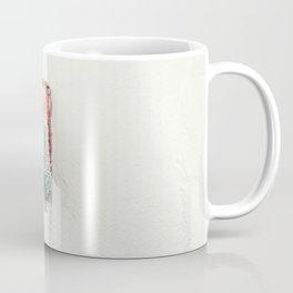 Christmas Eve in a hurry Coffee Mug