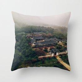 A / KR / 02 Throw Pillow