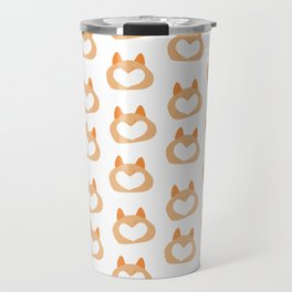 corgi butts Travel Mug