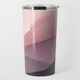 soft mountains Travel Mug