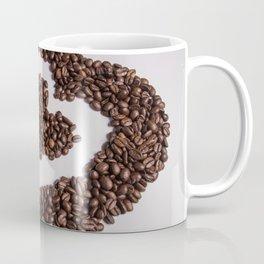 coffee heart #society6 #decor #buyart Coffee Mug