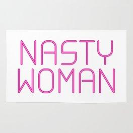Nasty Woman Rug