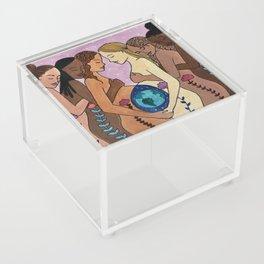 SISTERHOOD Acrylic Box