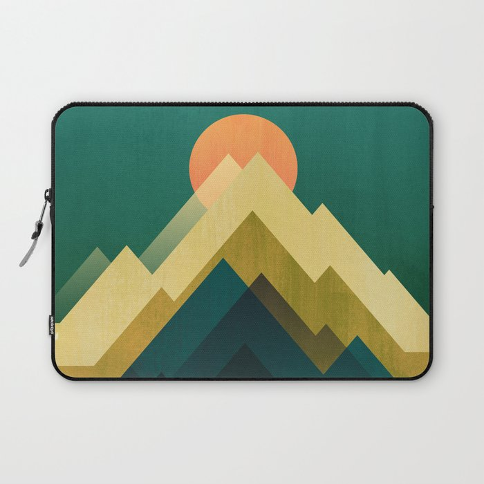Gold Peak Laptop Sleeve
