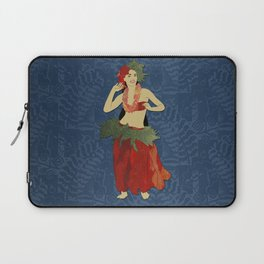 Polynesian Dancer Laptop Sleeve