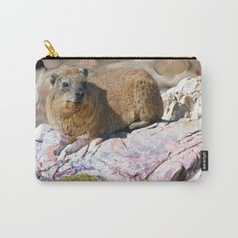African Rock Hyrax Carry-All Pouch