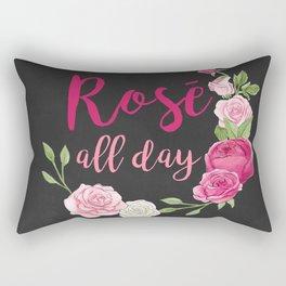 Rose All Day Rectangular Pillow