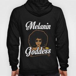 Melanin Goddess Afro| African American Pride Hoody