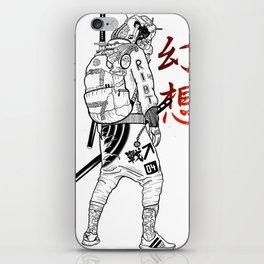 MODERN PUNK iPhone Skin