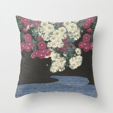 The beauty already there.  Throw Pillow