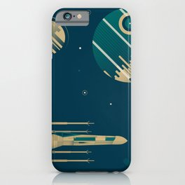 Star Wars Throwback iPhone Case