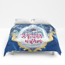 Fairytale - Beauty is found within Comforters