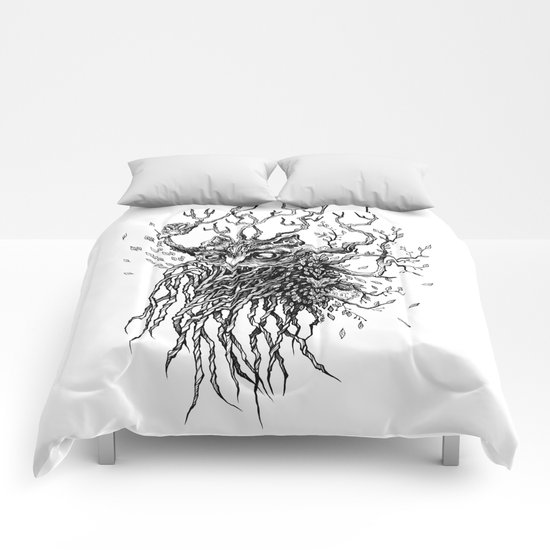Forest Spirit Comforters