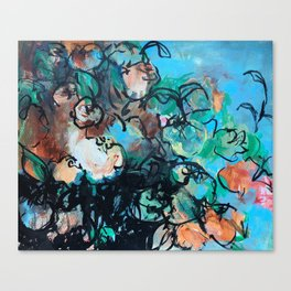 Flourishing Canvas Print