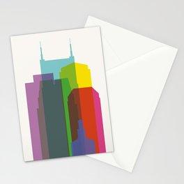 Shapes of Nashville Stationery Cards