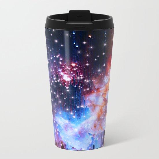 StarField Metal Travel Mug