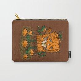 The Pumpkin Log Carry-All Pouch