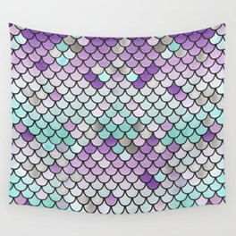Pisces II Wall Tapestry