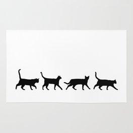 Kitty Conga Line Rug