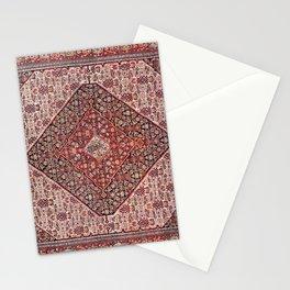 Sehna Antique Kurdish Persian Tribal Rug Print Stationery Cards