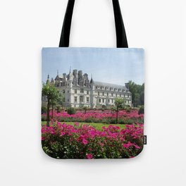Château de Chenonceau Tote Bag