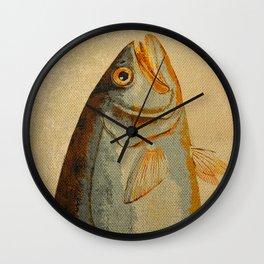 Piscibus 10 Wall Clock