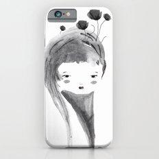 Dark Poppies iPhone 6s Slim Case