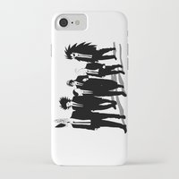 reservoir dogs iPhone & iPod Cases featuring Reservoir Enemies by ddjvigo