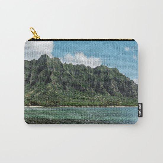 Hawaiian Mountain II Carry-All Pouch
