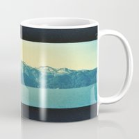 alaska Mugs featuring Alaska by Taylor Palmer