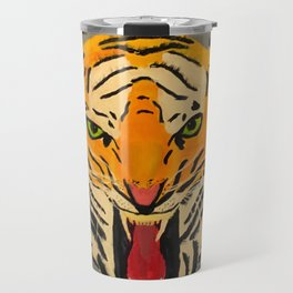 Fear The Tiger Travel Mug