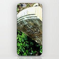In Memorium iPhone & iPod Skin