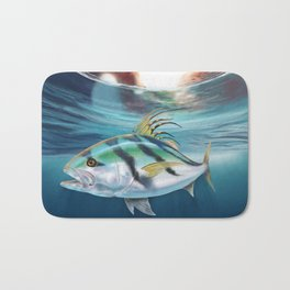 Cabo Rooster Bath Mat