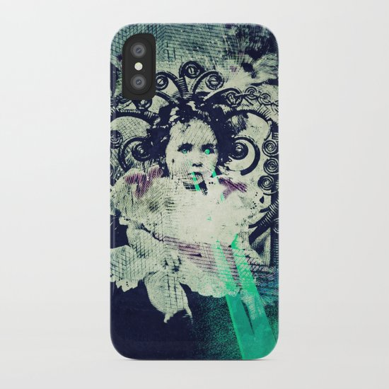 Butterfly Child iPhone Case