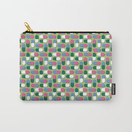 Colorful pills Carry-All Pouch