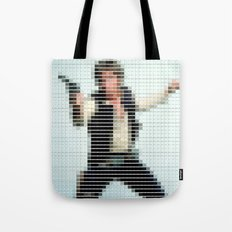 Han Solo - StarWars - Pantone Swatch Art Tote Bag