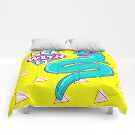 Eel With It Comforters