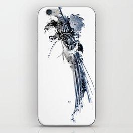 w/s   d iPhone Skin