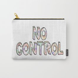 No Control Carry-All Pouch
