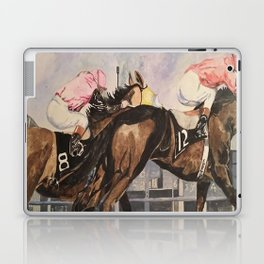 Stretch Run Laptop & iPad Skin