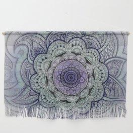 Mandala Violet Wall Hanging