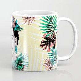 FRIDA TROPICAL Coffee Mug