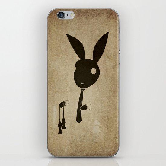 Goodbye Bow Tie iPhone & iPod Skin