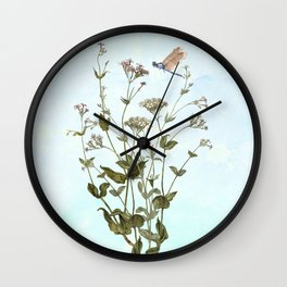 An invincible summer Wall Clock