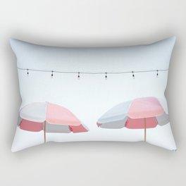 Malibu Pier Rectangular Pillow