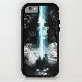 Keorg - Demon knight iPhone Case