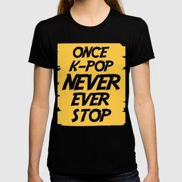 KPOP Korean Beats K-Pop Music Japan T-shirt