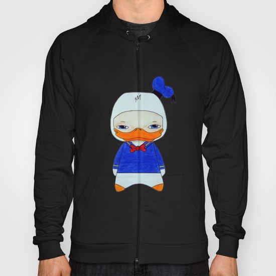 A Boy - Donald Duck Hoody