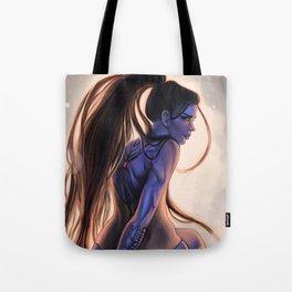 Quiet Dance Tote Bag